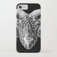 bioworkz iPhone & iPod Cases featuring Ram Head by BIOWORKZ