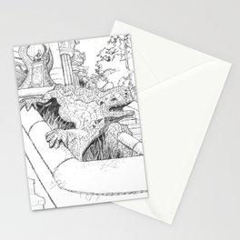 Bcn 7 Stationery Cards