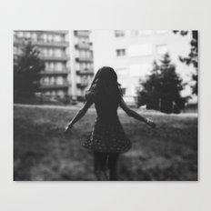 Dance Canvas Print