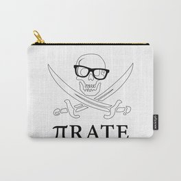 Pi-rate Math Geek Carry-All Pouch