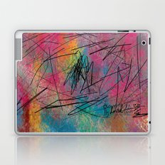 Facing Randomness. Laptop & iPad Skin