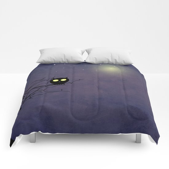 Night Owl ~~ Comforters