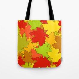 Autumn Leaves / Fall / Höst  Tote Bag