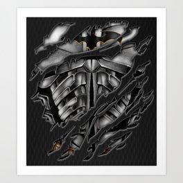 Bat Suit iPhone 4 4s 5 5c 6, pillow case, mugs and tshirt Art Print
