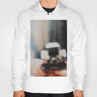 polaroid Hoodies featuring polaroid. by hilde.