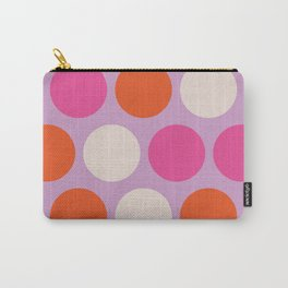 Miss Little Polks Dots Carry-All Pouch