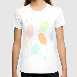 Fruit ice-cerams T-shirt