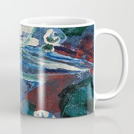 Mini World Environmental Blues 2 Coffee Mug