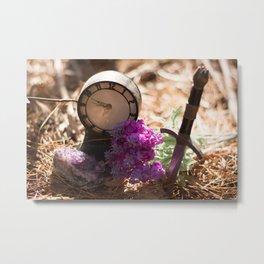 Borrowed Time Metal Print