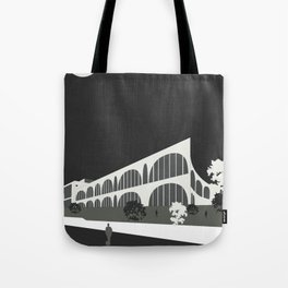 Tama Art University Library / Toyo Ito & Associates Tote Bag