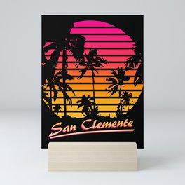 San Clemente Mini Art Print