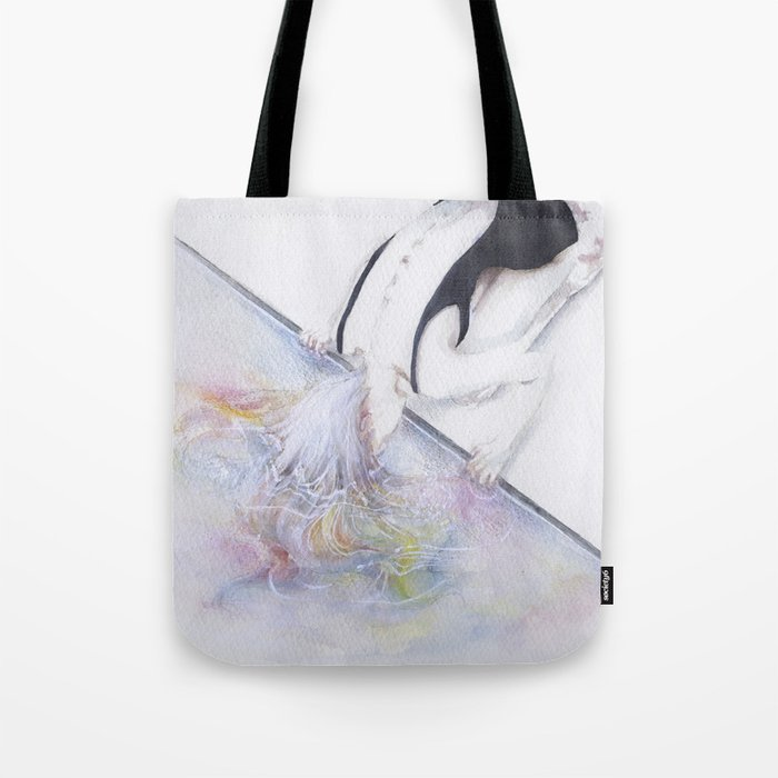 empty space Tote Bag