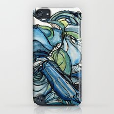 Blue Fields iPod touch Slim Case