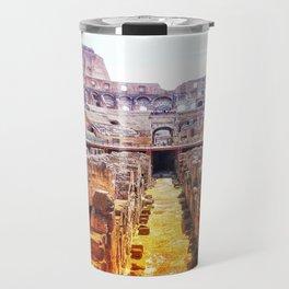 The Lions Den Travel Mug