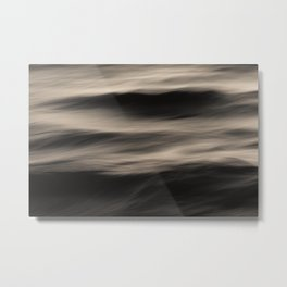 The Uniqueness of Waves XII Metal Print