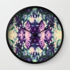 Blossom by Zandonai & Louise Machado Wall Clock