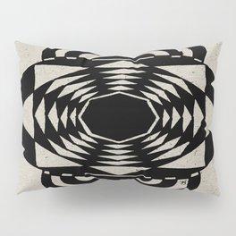 Octagonal Illusion Pillow Sham