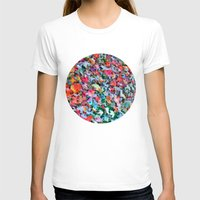 blanket T-shirts featuring Autumn Blanket by Angela Pesic