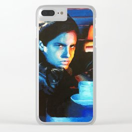 Riverdale: Jughead Clear iPhone Case