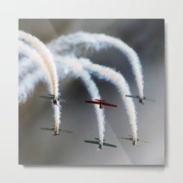 Aerostars Metal Print