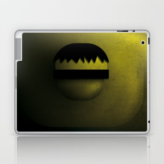 Smooth Heroes - Hulk Laptop & iPad Skin