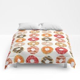 Half Dozen Donuts Comforters