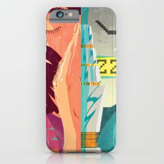 Robot Love iPhone & iPod Case