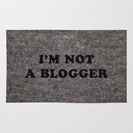 Blogger Rug