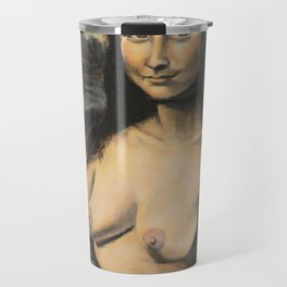 Moaner Lisa Travel Mug