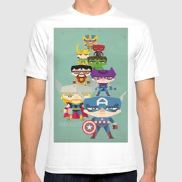 avengers 2 fan art T-shirt