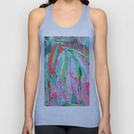 Tropical Canopy Unisex Tank Top