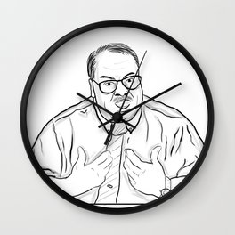 I'm a People Person! Wall Clock