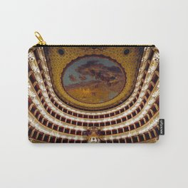 Royal Theatre of Saint Charles Carry-All Pouch