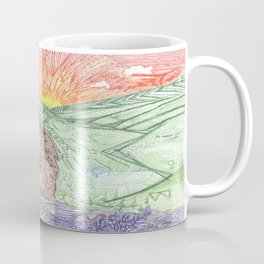 TK bear Coffee Mug