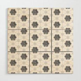 Floralmetric Wood Wall Art