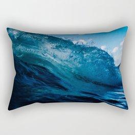 Crashing the Party Rectangular Pillow