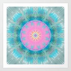 Mandala 14.4 Art Print