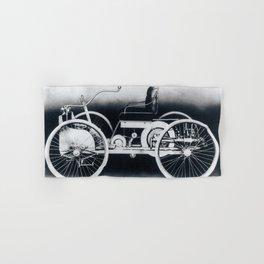 Ford quadricycle Hand & Bath Towel