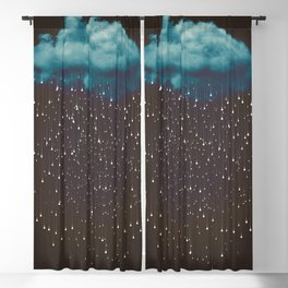 Let It Fall Blackout Curtain