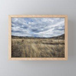 A Bit of Central Oregon Framed Mini Art Print