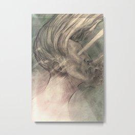 Panspermia 3 Metal Print