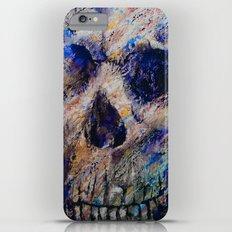 Ultraviolet Skull iPhone 6 Plus Slim Case