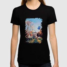 Tardis Just Fly T-shirt