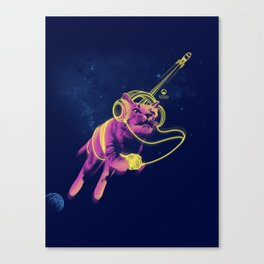If There's A Rocket (Updated) Canvas Print
