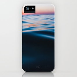 Wave after wave iPhone Case