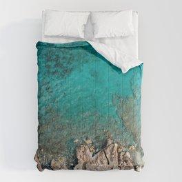 Amathus Ruins Comforters