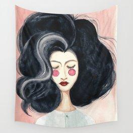 Bad Hair Day Wall Tapestry