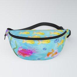 Tropical Sea Life Fanny Pack