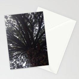 Yosemite Tree - California Countryside Stationery Cards