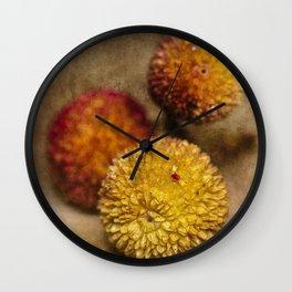 Still life #33 Wall Clock